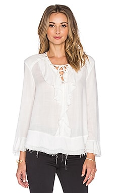 IRO Finley Top in White