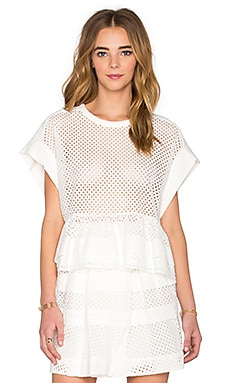 IRO Glen Top in White