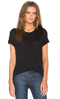 IRO Coal Tee in Black