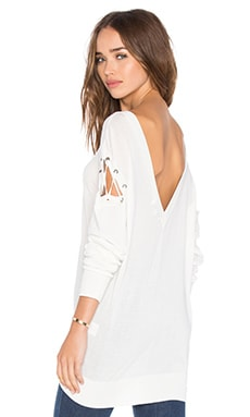 Aluna Top in White