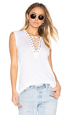 Tissa Tank in White