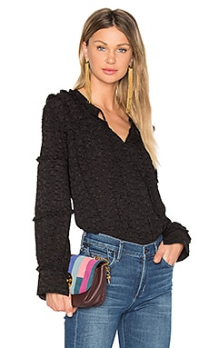 Montana Top in Black