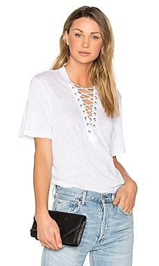 Imis Top in White
