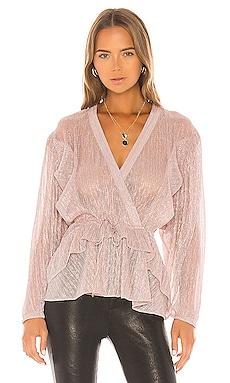 Блузка chrysie - IRO, Розовый, Блузки