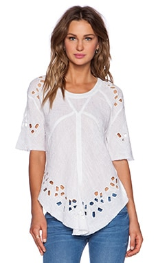 IRO Derwen Top in White