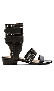 IRO Xilca Sandal in Black