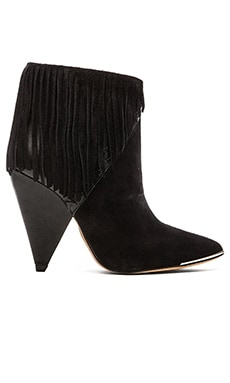 IRO Xabea Bootie in Black