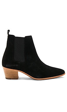 Yvette Booties in Schwarz