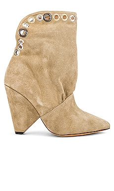 BOTTINES SUDEKA IRO $384
