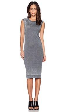 IRO . JEANS Galina Maxi Dress in Grey
