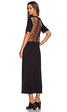 IRO . JEANS Glory Maxi Dress in Black