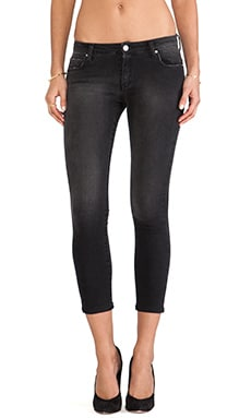 IRO . JEANS Tessa Adjuste Low Rise in Black
