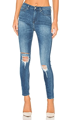 Nevada Skinny in Denim Blue
