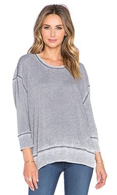IRO . JEANS Lilybell Sweatshirt in Grey