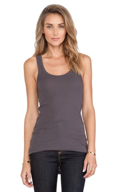 IRO . JEANS Vista Tank in Dark Grey