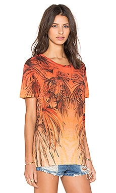 Thyra Tee in Orange