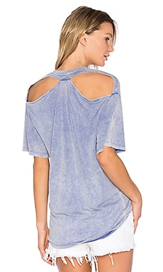 Tylan Top en Summer Blue