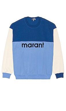 Aftone Sweatshirt Isabel Marant $330