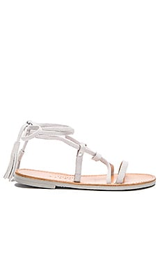 Basilico Sandal in White