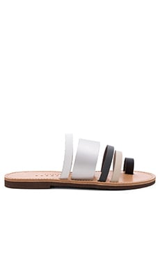 Gerbera Sandal in Grey