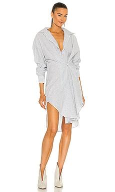 Seen Mini Dress Isabel Marant Etoile $395