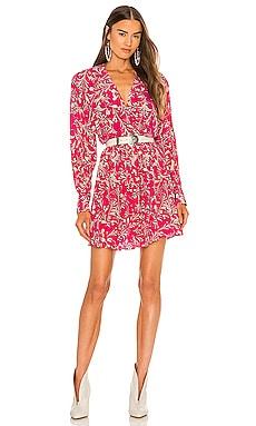Capucine Mini Dress Isabel Marant Etoile $580