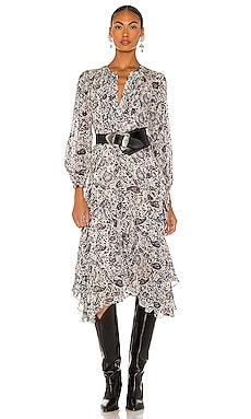 Lizete Dress Isabel Marant Etoile $690 NEW