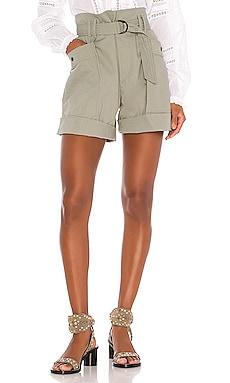Zayna Shorts Isabel Marant Etoile $198
