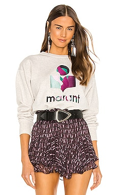 Mobyli Sweatshirt Isabel Marant Etoile $295