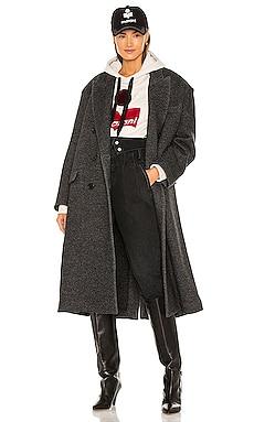 Lojima Coat Isabel Marant Etoile $870