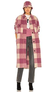Fontizi Blanket Coat Isabel Marant Etoile $790 Collections