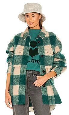 Harveli Blanket Coat Isabel Marant Etoile $625