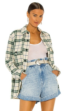 Faxon Blanket Coat Isabel Marant Etoile $580