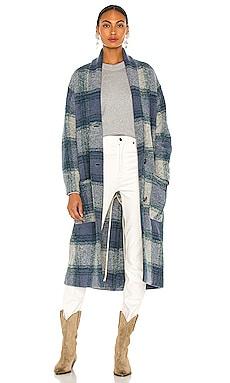 Elayo Coat Isabel Marant Etoile $695 Collections