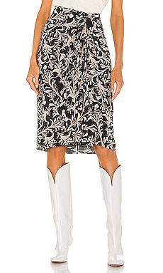 Colette Midi Skirt Isabel Marant Etoile $395