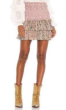 Naomi Skirt Isabel Marant Etoile $138