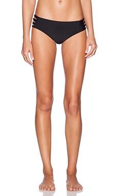 Issa de' mar Sorrento Bikini Bottom in Black & Tribal