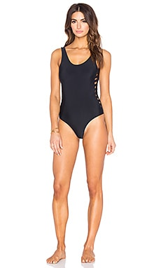 Issa de' mar Zoe One Piece in Black