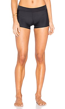 Issa de' mar Tavarua Short in Black