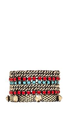 Tribal Studded Bracelet