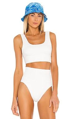 Contour Crop Bikini Top It's Now Cool $70 BEST SELLER