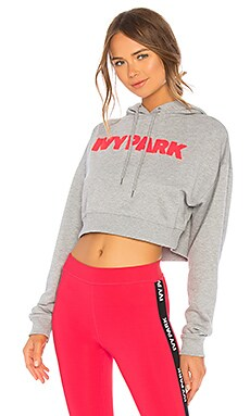 Chenille Hoodie IVY PARK $49