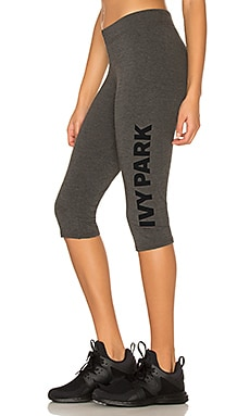 Casual Crop Legging