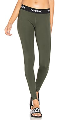 Low Rise Legging