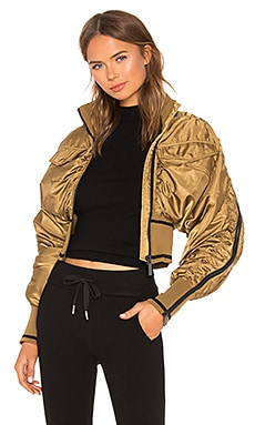 Куртка military flight corset bomber - IVY PARK