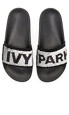 Sequin Slider IVY PARK $42
