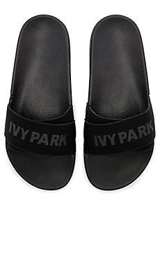 Logo Tape Slider IVY PARK $28
