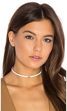 Starburst Thin Braided Choker