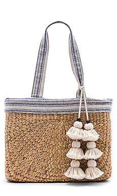 Sabai Small Square Basket JADEtribe $60