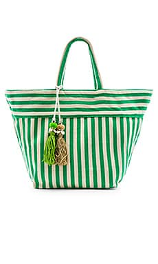 Valerie Medium Tote Puka JADEtribe $57
